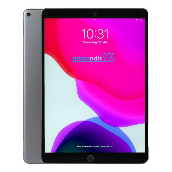 "Apple iPad Air 10.5 WiFi MUUJ2FD/A 26.7 cm (10.5""),  64 GB grau (Tablet PC)"