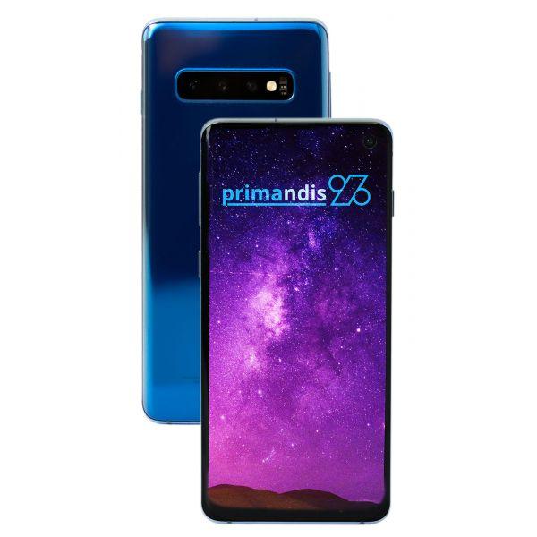 Samsung Galaxy S10 G973F Smartphone ohne Vertrag 128 GB,  blau