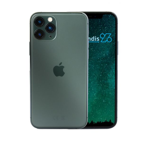 Apple iPhone 11 Pro Smartphone ohne Vertrag 256 GB, grün