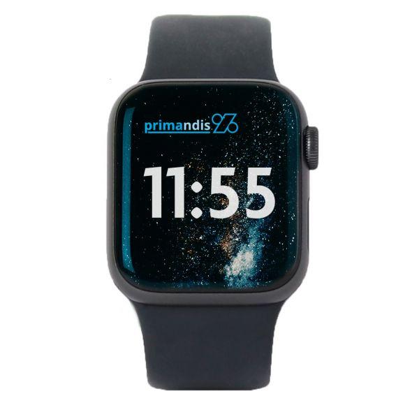 Apple Watch Series 5 GPS  Smartwatch, für iOS,  44 mm Gehäuse  mit 4.25 cm (...